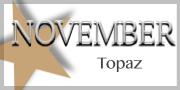 11月誕生石 トパーズ